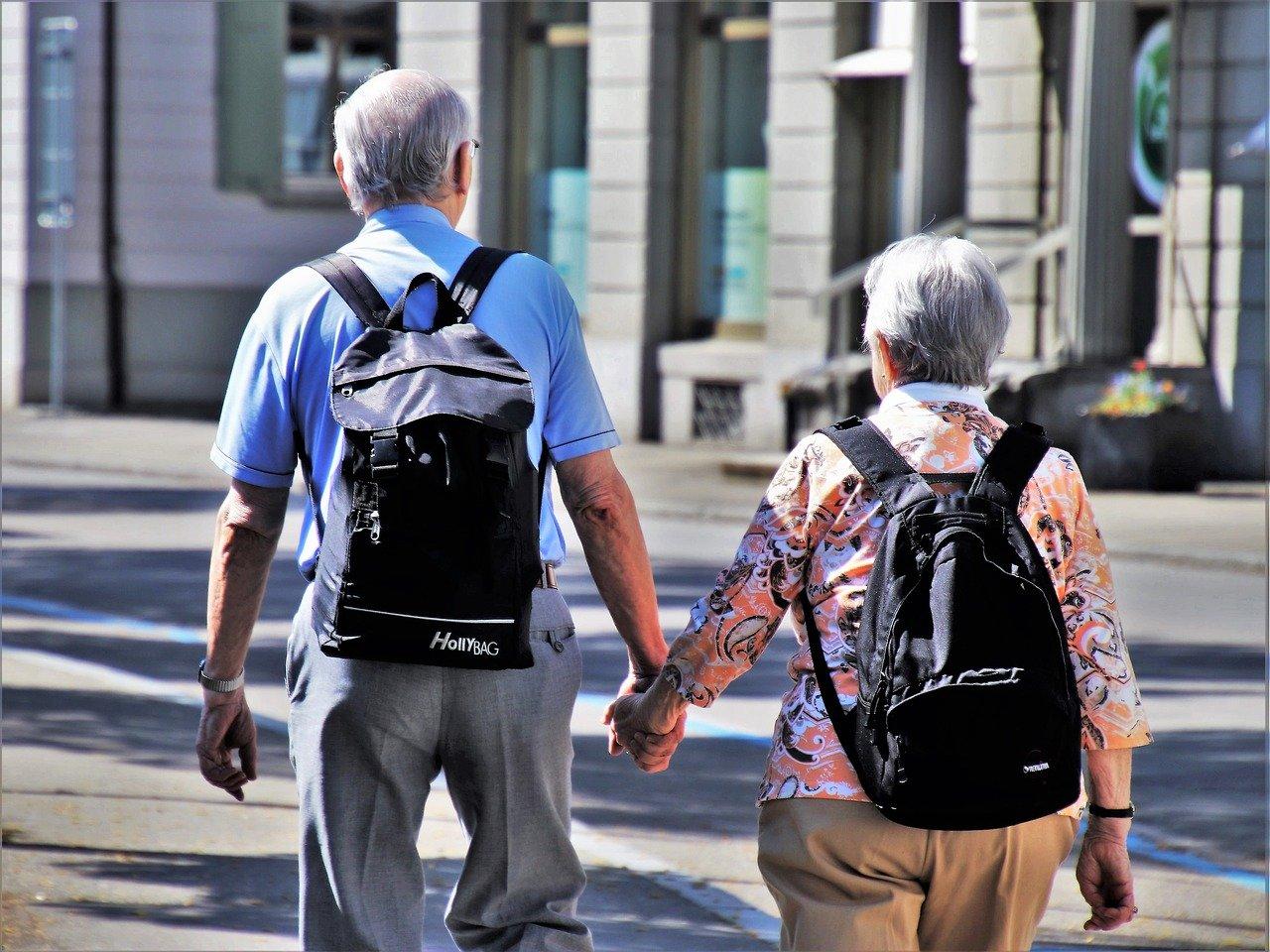Artikel auf Betreuung für Senioren