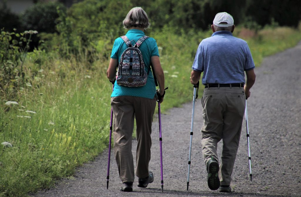 Gesundheit des Seniors fördern